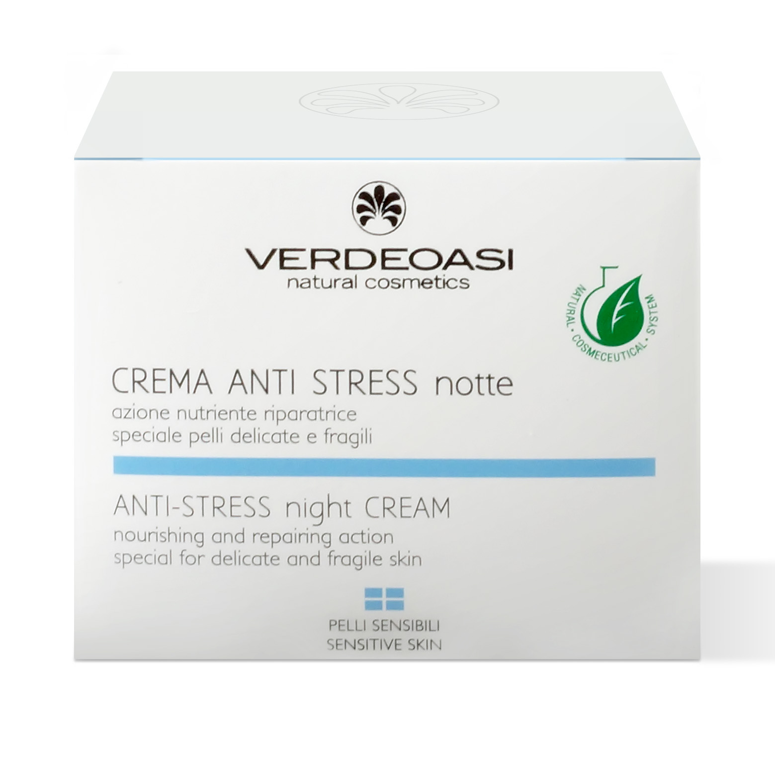 Image of ANTI-STRESS NIGHT CREAM, 50ml