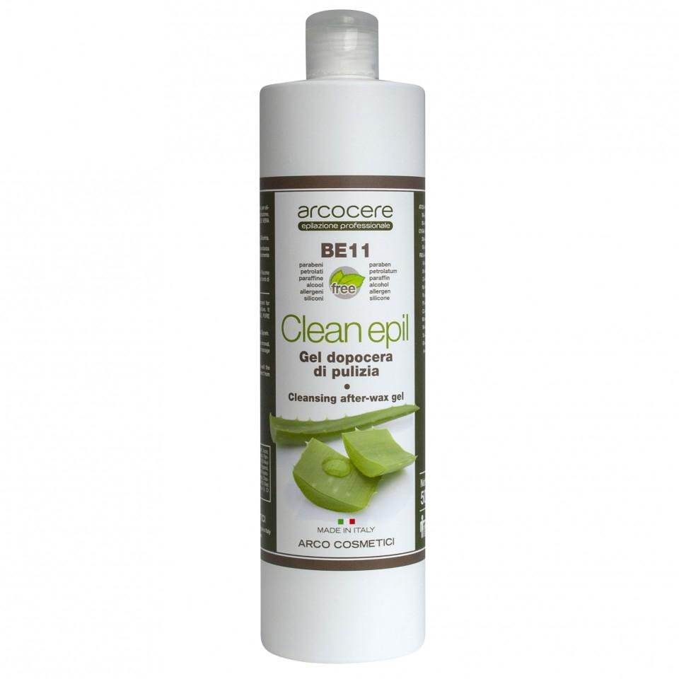 Image of Refreshing afterwax gel med aloe, 500ml