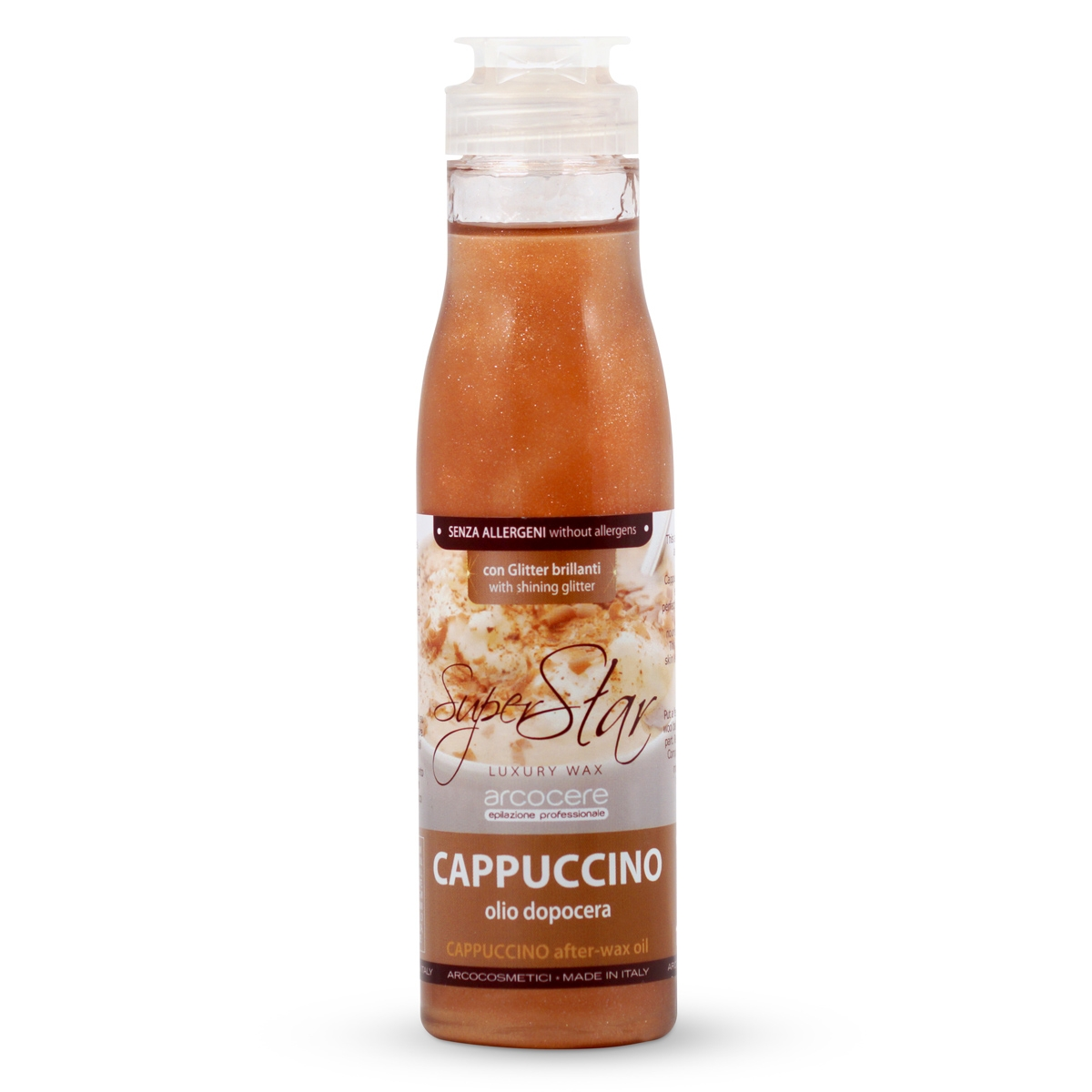 Image of Cappuccino Afterwax, 150ml