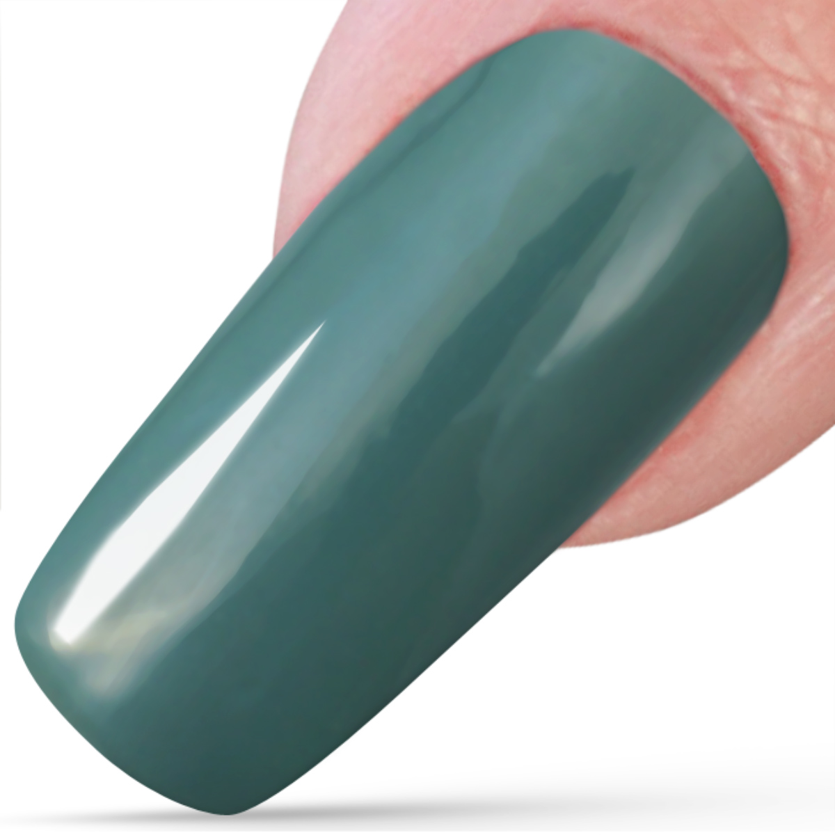 Image of   Diamond polish #137, Dusty Green, 15ml