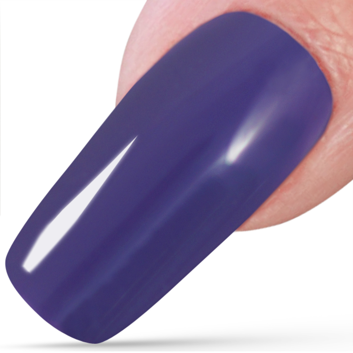 Image of   Diamond Polish #162, Purple Party, 15ml