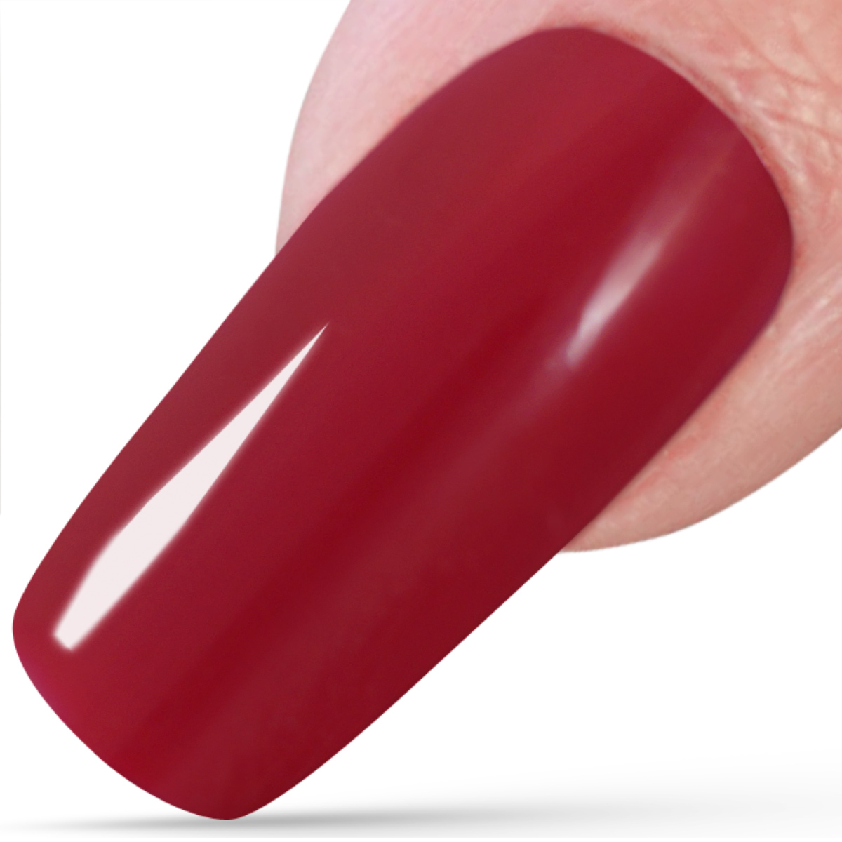 Image of   Diamond Polish #161, Holiday Red, 15ml