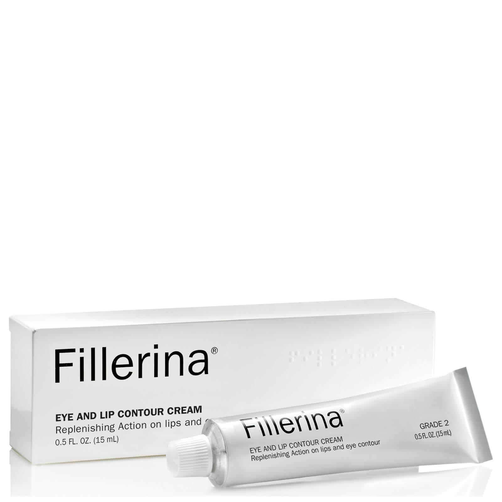Fillerina, Eye and Lip Cream Grade 2, 15 ml thumbnail