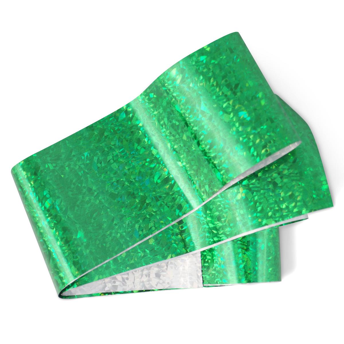 Billede af Transfer folie, green lazer