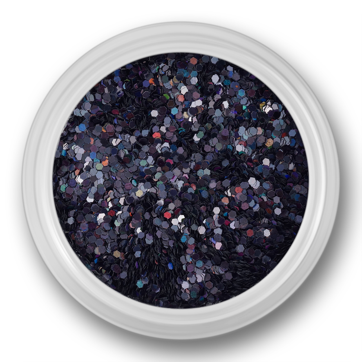 Glitter Dust, sort multicolor thumbnail