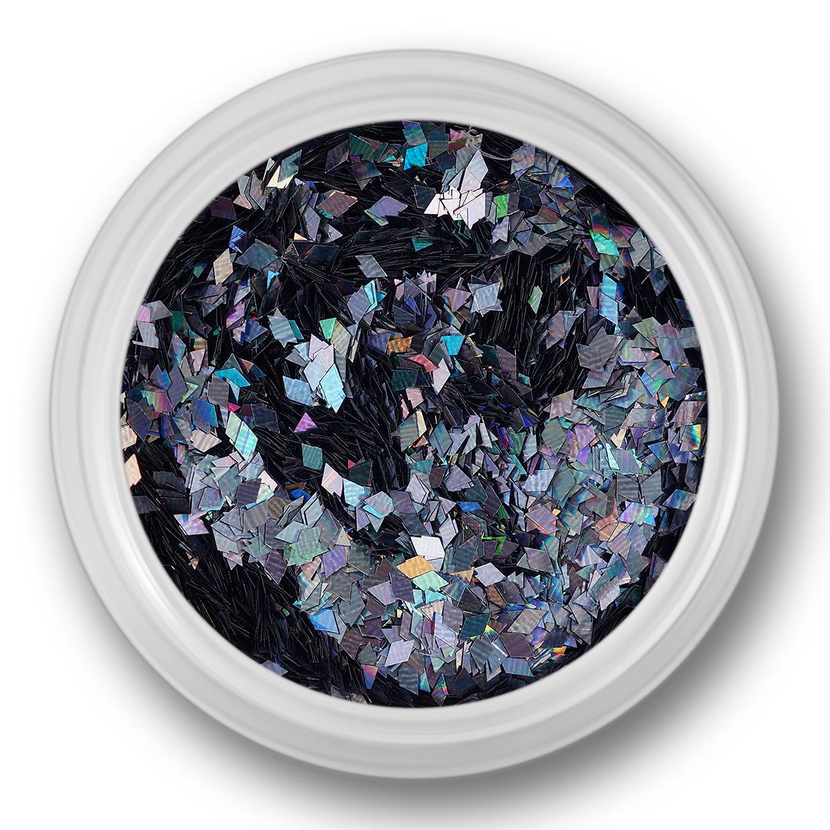 Image of   Glitter Dust, rhombe, titanglimmer