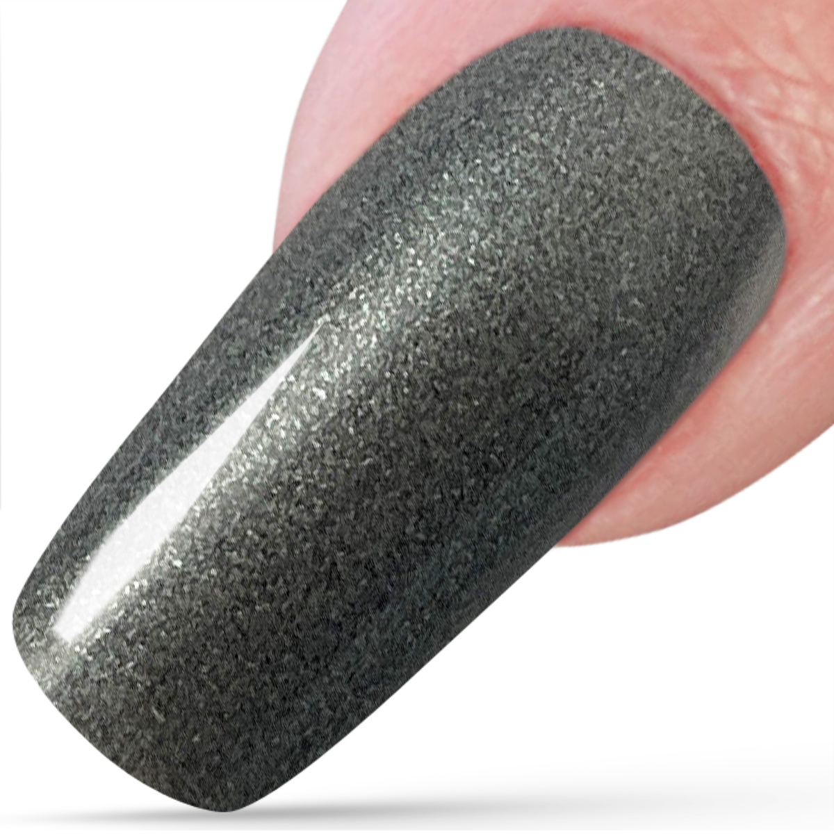 Image of   Diamond Polish #208, Titanium, 15ml