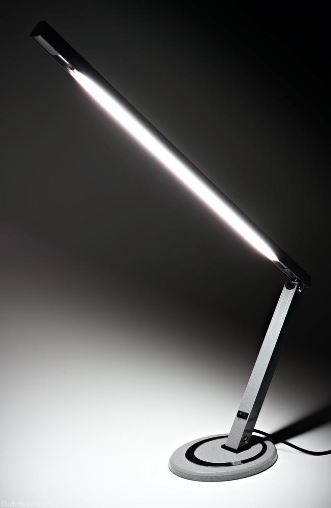 Image of   Arbejdslampe, sølv, 16W