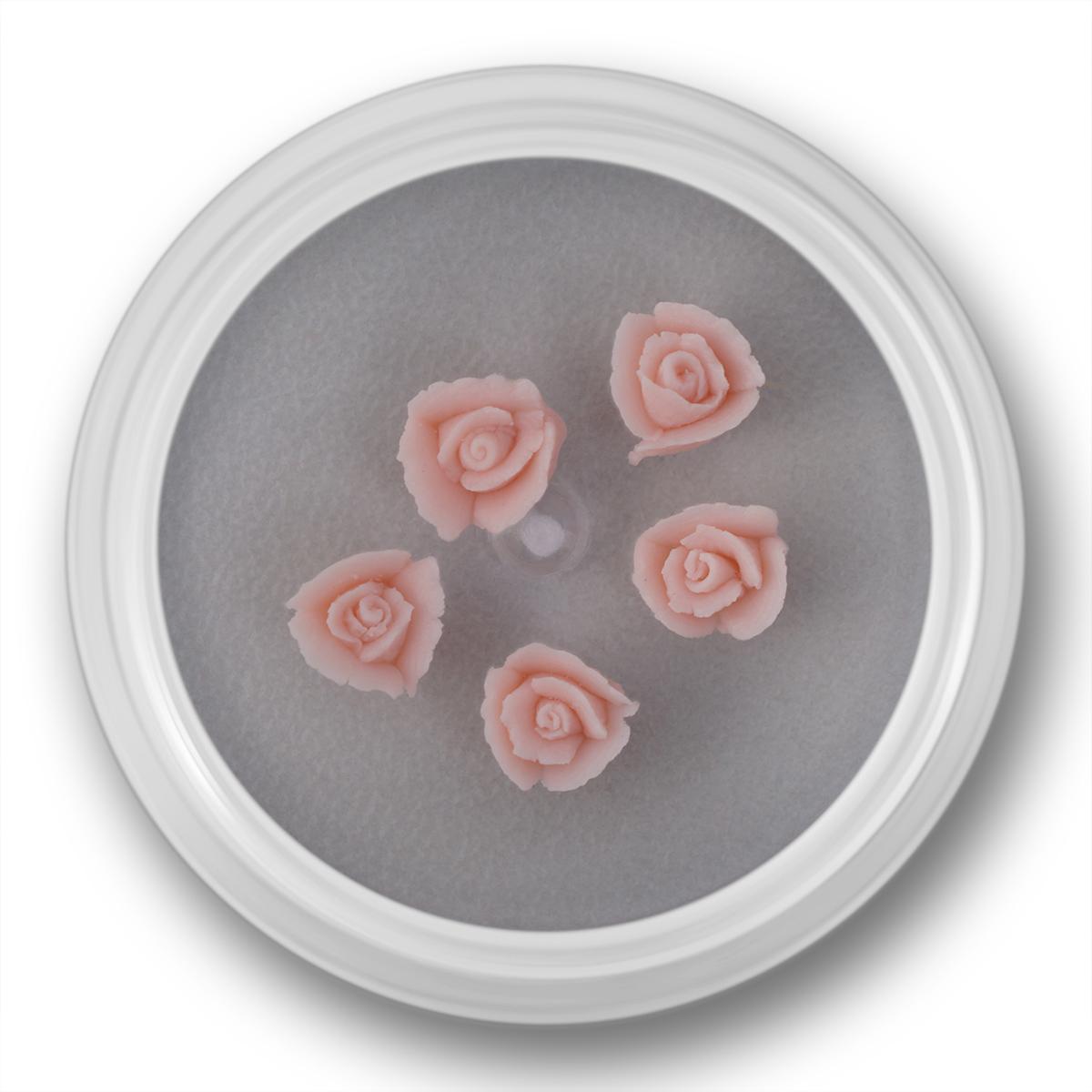 Image of   3D roser , 5 stk
