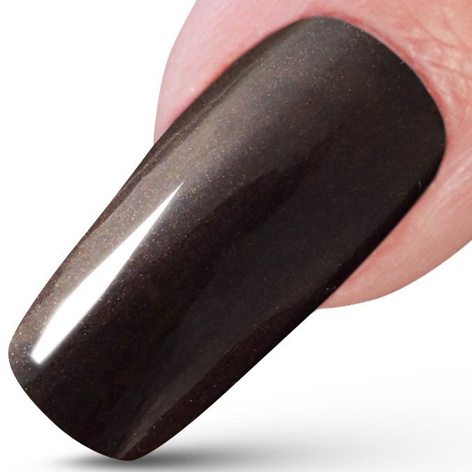 Image of   Diamond polish #009, Coffe Glam, 15ml