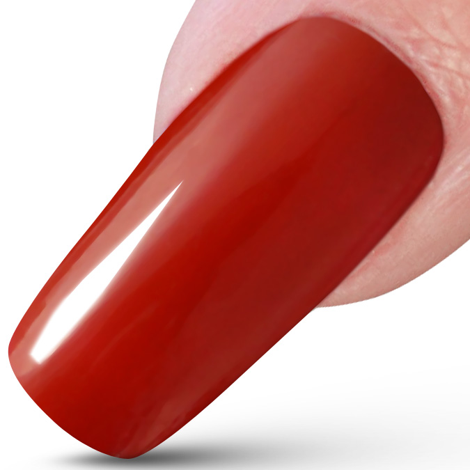 Image of   Diamond polish #002, Seriously Red, 15ml