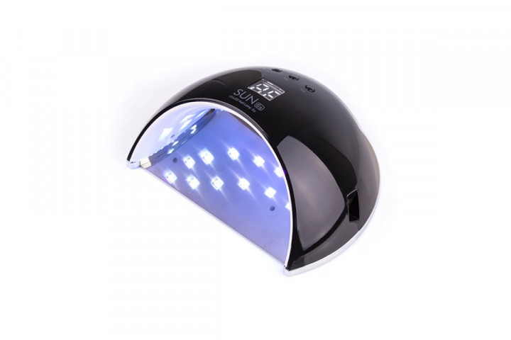 Image of   48W UV/LED-lampe, sort