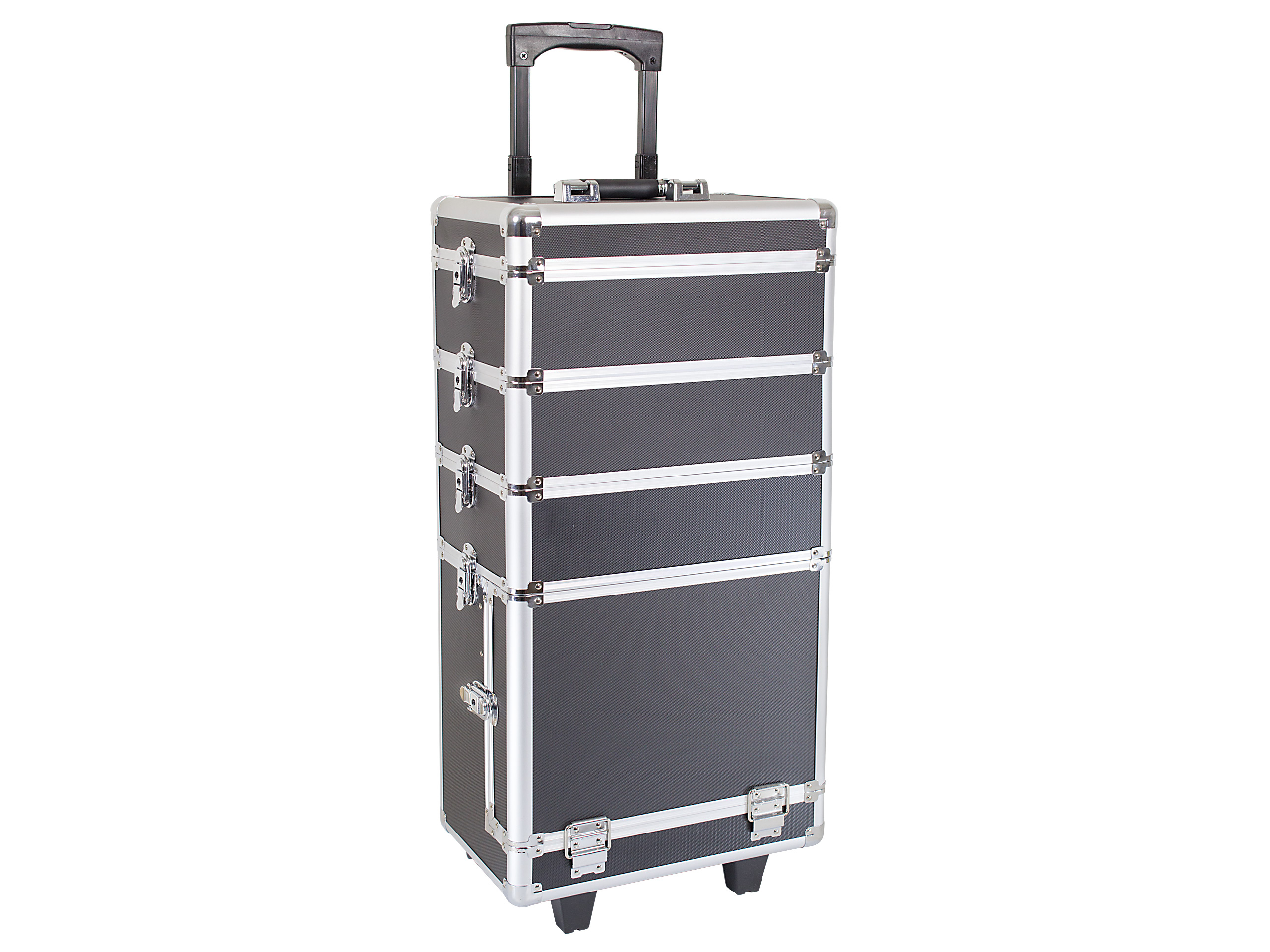 Image of   Beauty box - trolley i sort