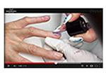 Se videoen der lærer dig at lægge den perfekte UV lak